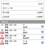 【競馬的中報告】第60回 宝塚記念