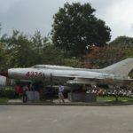 ベトナム・ハノイ ベトナム軍事歴史博物館