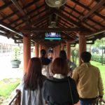 ベトナム・ハノイ ホーチミン廟(びょう)