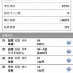 【競馬不的中】中京記念・函館2歳ステークス